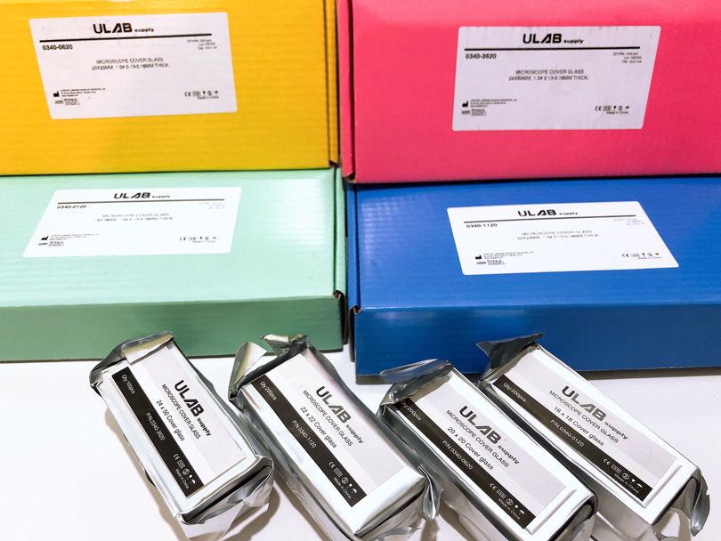 آغاز توزیع انواع لامل از کمپانی ULab